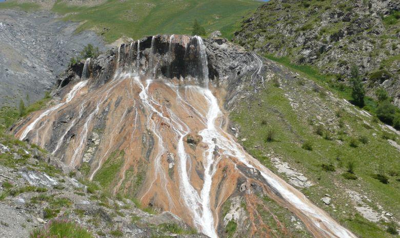 randonnée itinérante dans le massif des Ecrins-14
