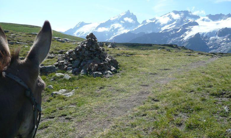 randonnée itinérante dans le massif des Ecrins-3
