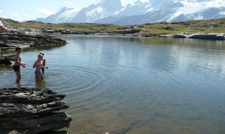 randonnée itinérante dans le massif des Ecrins-1