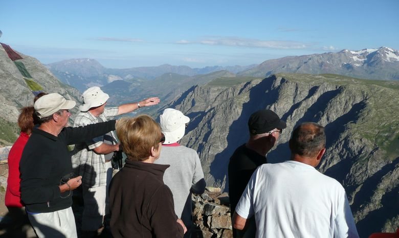 randonnée itinérante dans le massif des Ecrins-9