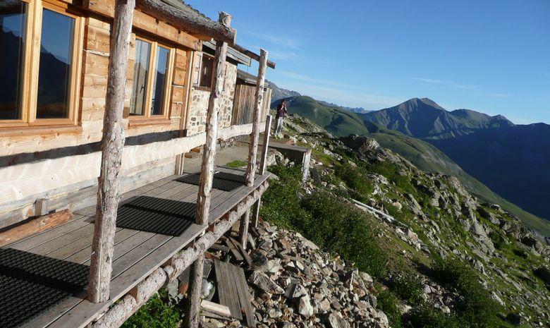 randonnée itinérante dans le massif des Ecrins-5