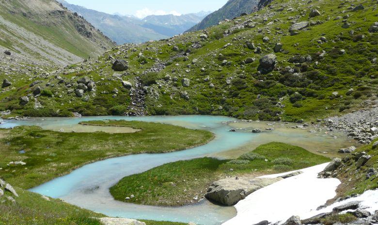 randonnée itinérante dans le massif des Ecrins-13