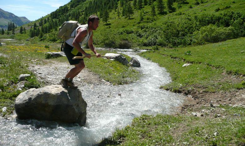 randonnée itinérante dans le massif des Ecrins-11
