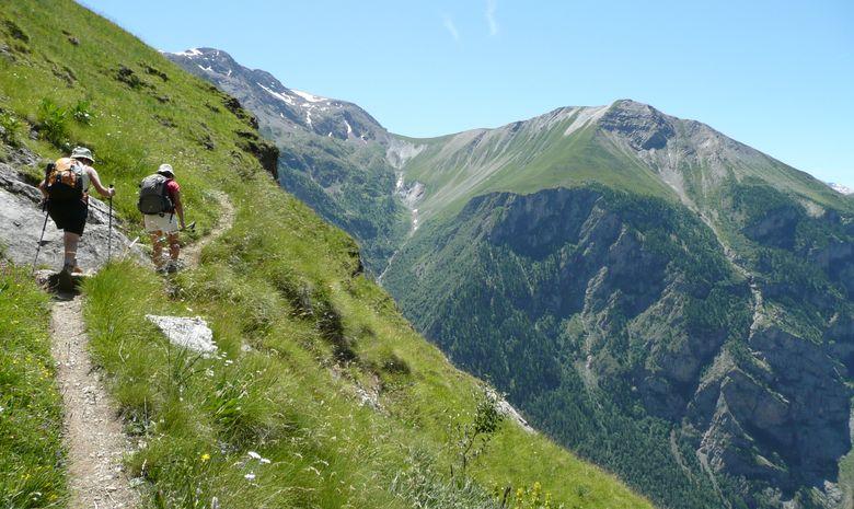 randonnée itinérante dans le massif des Ecrins-8