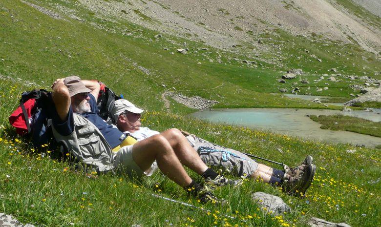 randonnée itinérante dans le massif des Ecrins-12