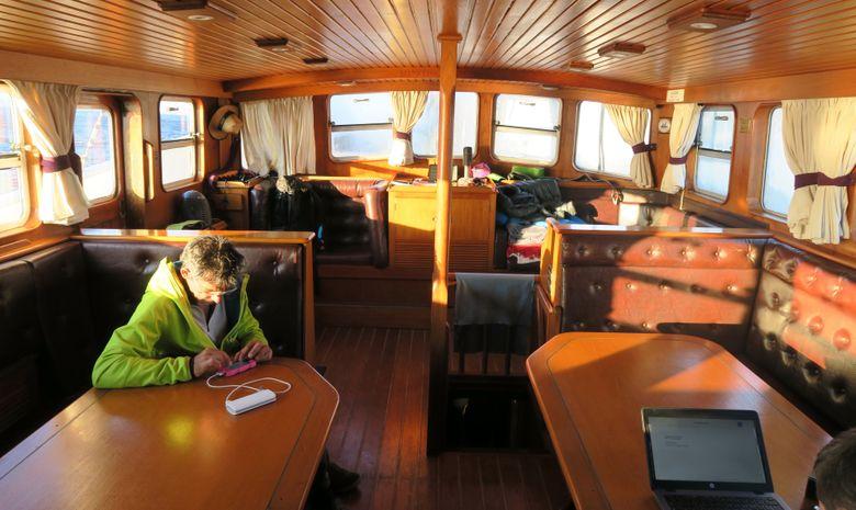 6 jous de ski en Norvège a bord d'un voilier-6