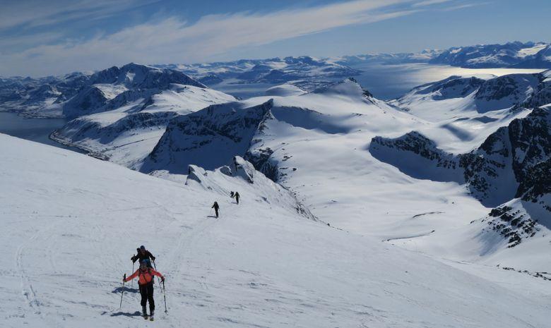 6 jous de ski en Norvège a bord d'un voilier-4