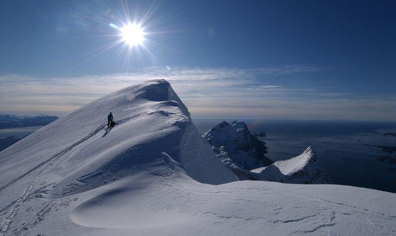 Croisière & ski de randonnée en Norvège-12