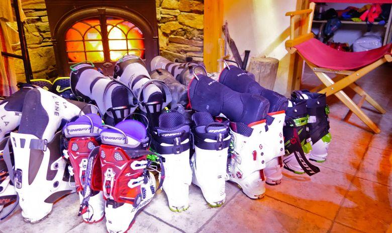 Ski de randonnée au coeur du massif du Queyras-1