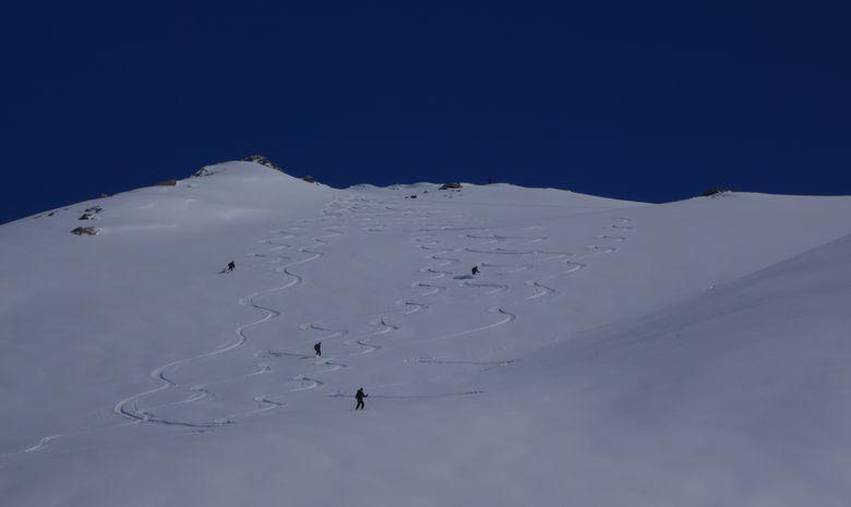 Ski de randonnée au coeur du massif du Queyras-8