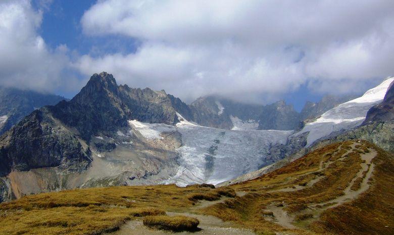 Stage CCC - Petit Tour du Mont-Blanc en trail -4
