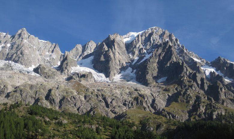 Stage CCC - Petit Tour du Mont-Blanc en trail -3