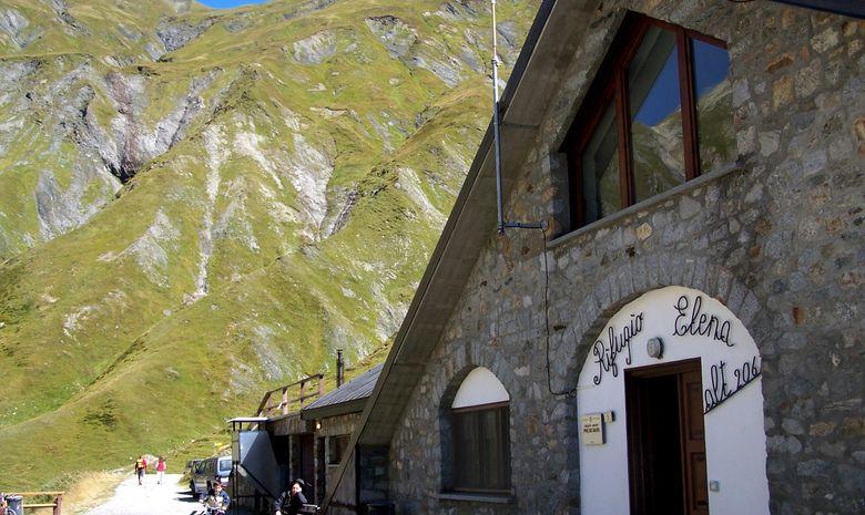 Stage CCC - Petit Tour du Mont-Blanc en trail -1