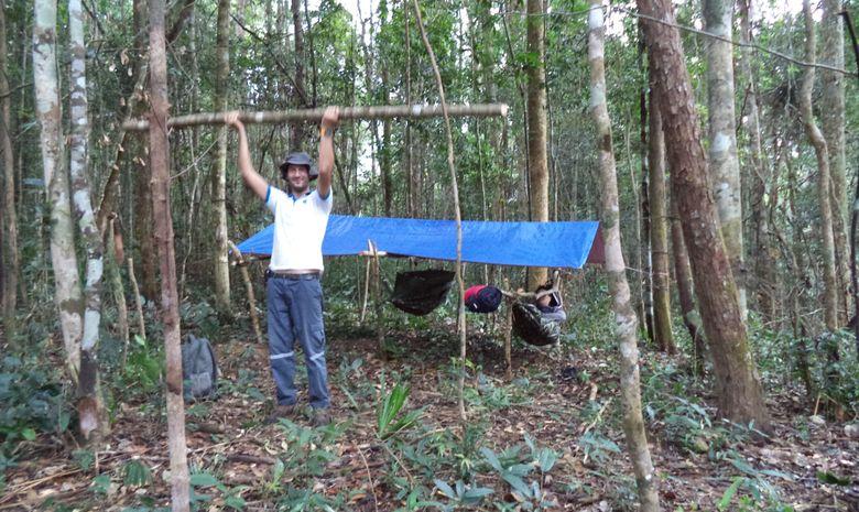 Stage de survie au Nord de la Thaïlande-3