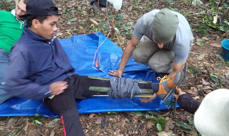 Stage de survie au Nord de la Thaïlande-8