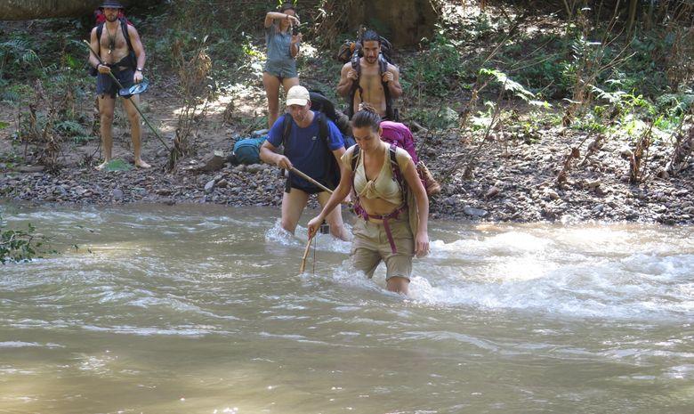 Stage de survie au Nord de la Thaïlande-15