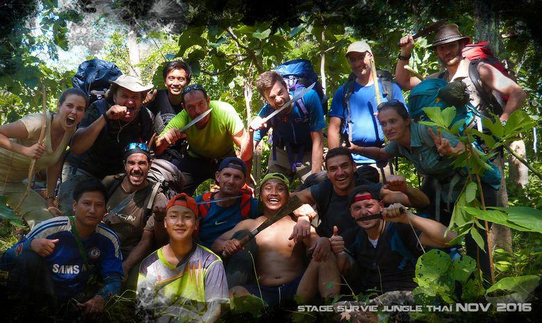 Stage de survie au Nord de la Thaïlande-13