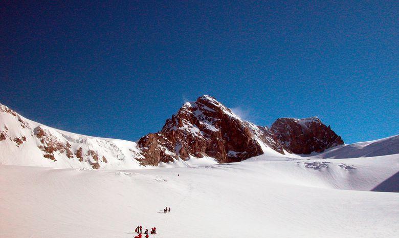 Ascension du Grand Paradis à 4061m