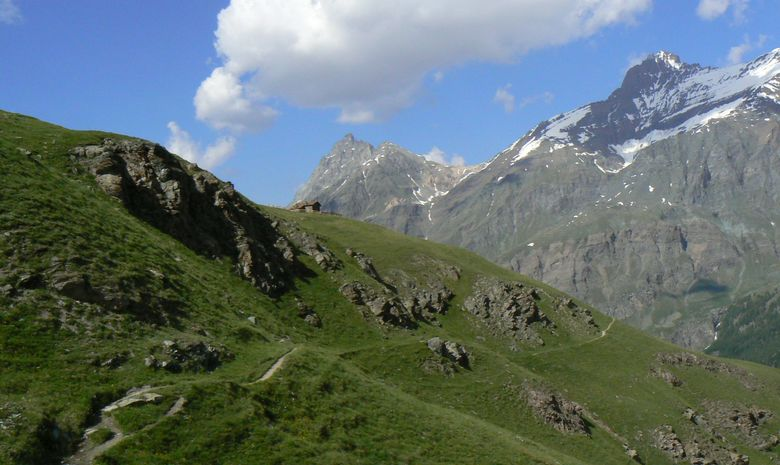 Trail autour du Grand-Paradis - Tour des Géants