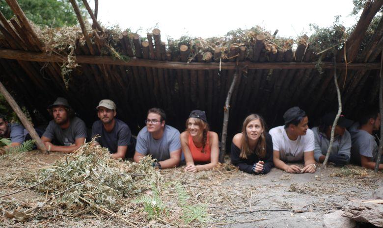 Stage de survie en pleine forêt périgourdine-10