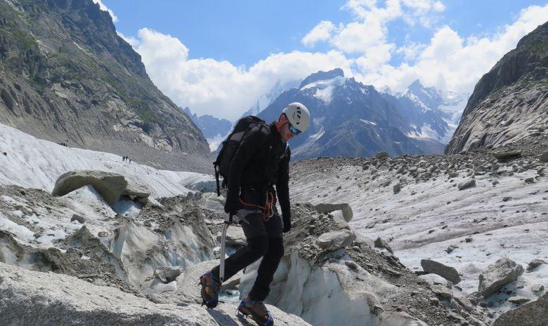 Stage Mont Blanc en 5 jours avec guide privé