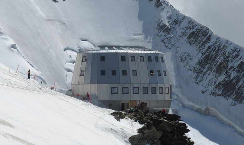 Ascension du Mont-blanc en 4 jours -6