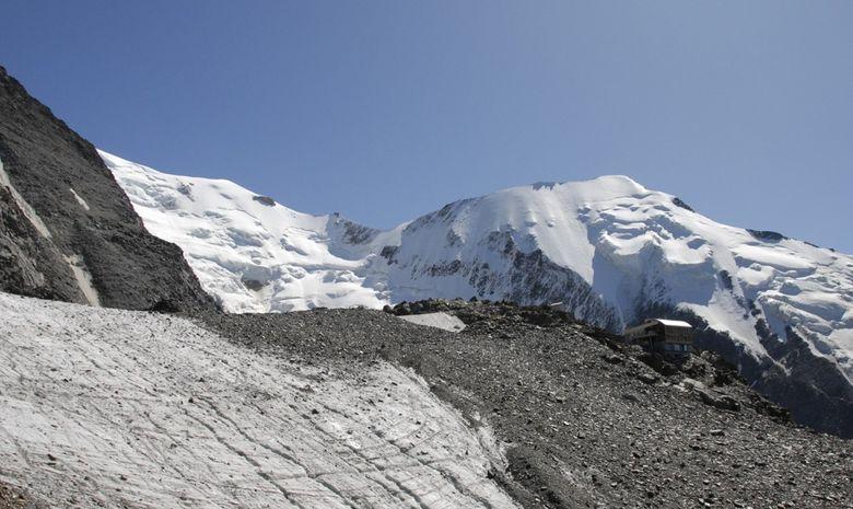 Ascension du Mont-blanc en 4 jours -7