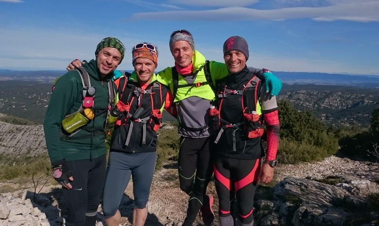 Courir sur les pentes du Mont Ventoux-5