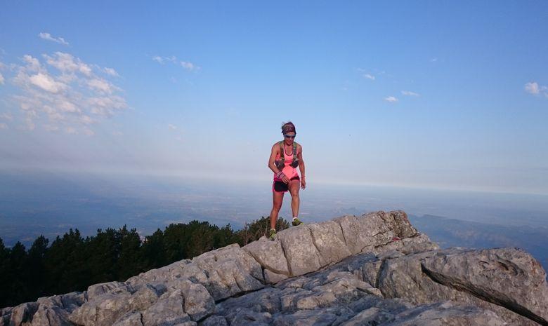Courir sur les pentes du Mont Ventoux-6