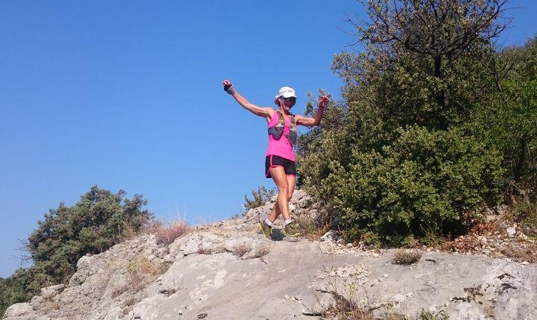 Courir sur les pentes du Mont Ventoux-7
