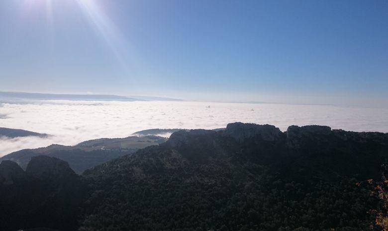 Lever de soleil au sommet du Mont Ventoux-8