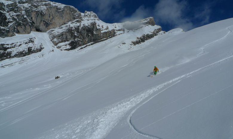 5 jours de ski hors-piste à La Clusaz-4