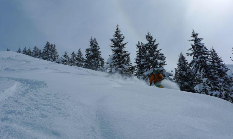 5 jours de ski hors-piste à La Clusaz-2
