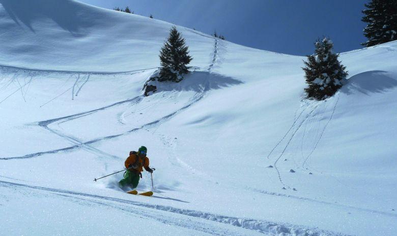 5 jours de ski hors-piste à La Clusaz-3