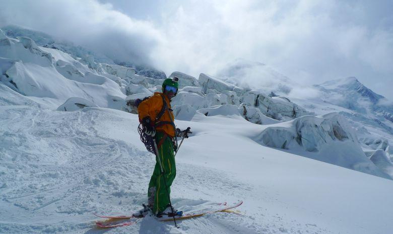 Stage de ski hors-piste à Chamonix-1