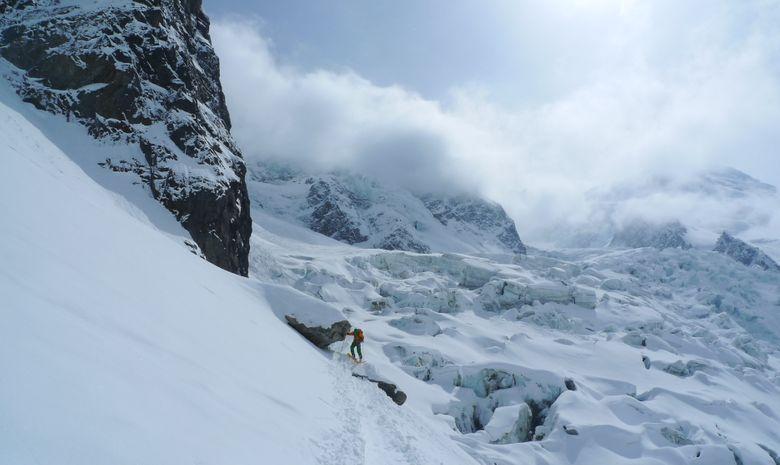 Stage de ski hors-piste à Chamonix-3