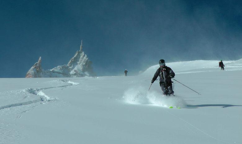 Stage de ski hors-piste à Chamonix-4