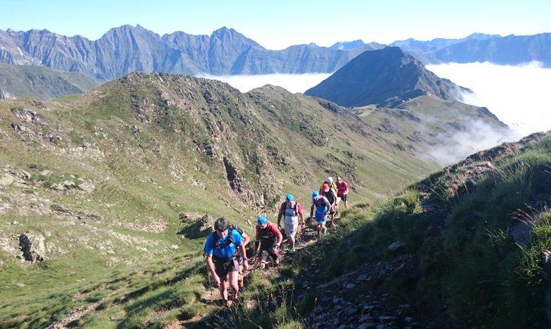 Trail itinérant - Traversée du Parc des Pyrénées -10
