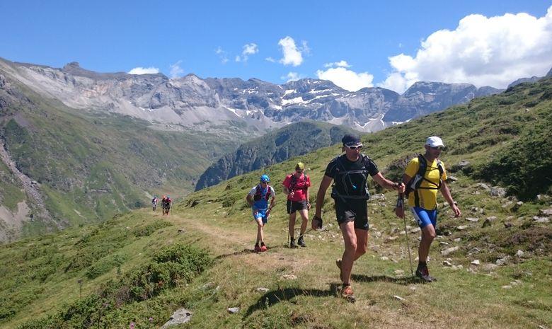 Trail itinérant - Traversée du Parc des Pyrénées -12