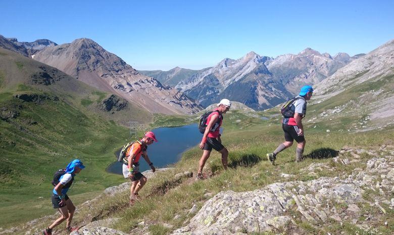 Trail itinérant - Traversée du Parc des Pyrénées -13