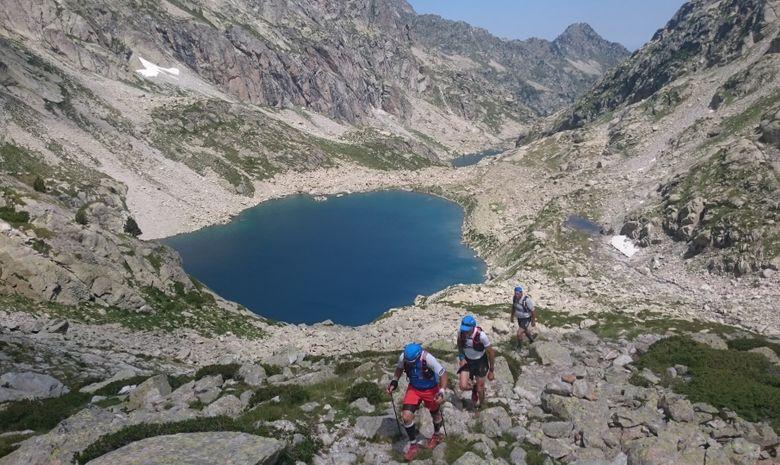Trail itinérant - Traversée du Parc des Pyrénées -15