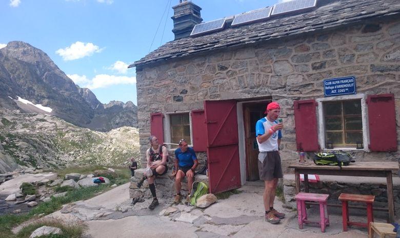 Trail itinérant - Traversée du Parc des Pyrénées -14