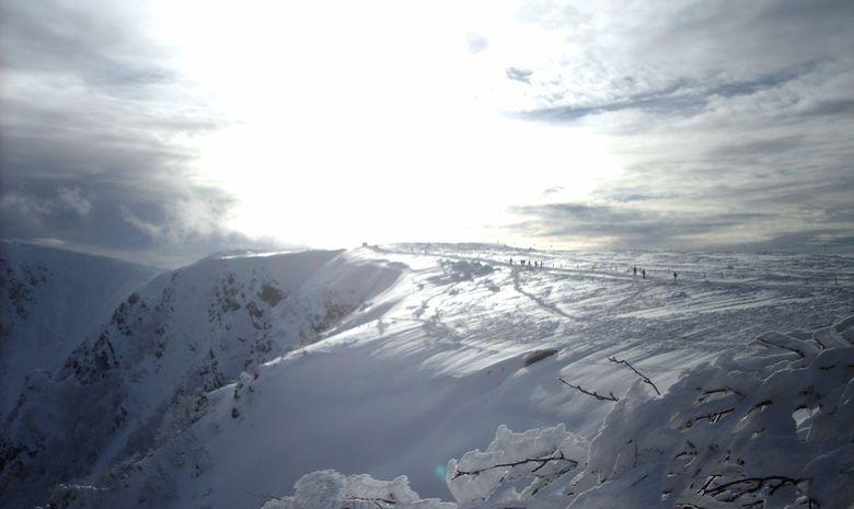 Séminaire : découverte de la montagne enneigée-1