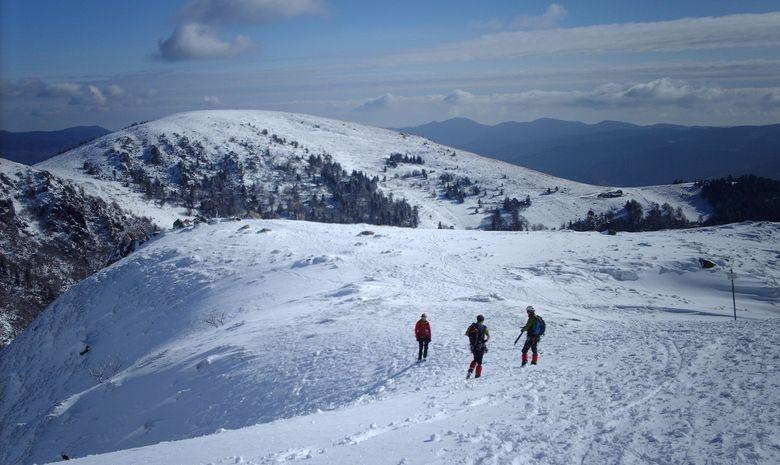 Séminaire : découverte de la montagne enneigée-2
