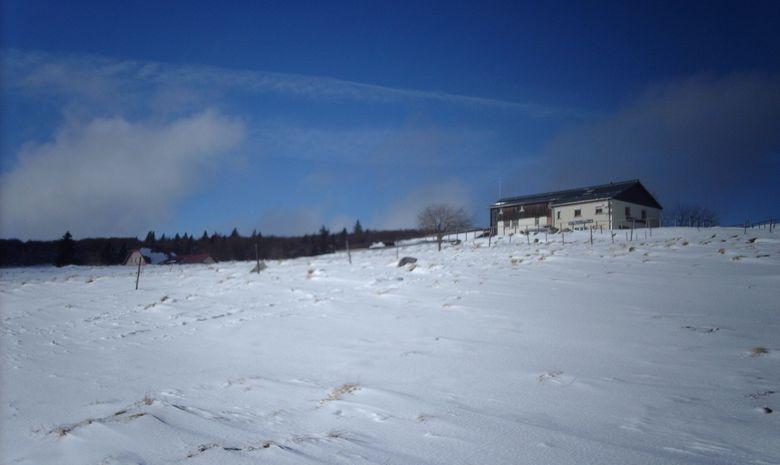 Randonnée en raquette dans les Hautes-Vosges-2