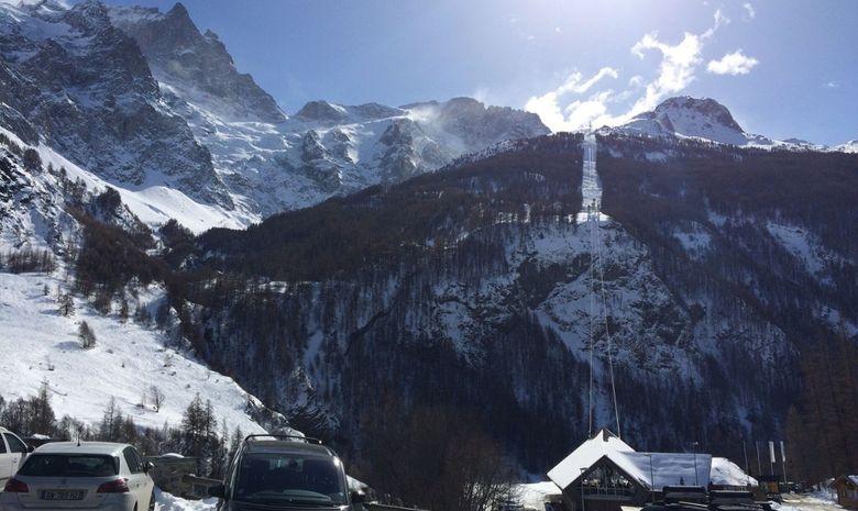 Découverte des vallons de La Meije aux 2 Alpes-12