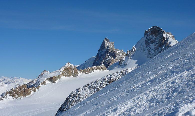 Ski hors piste aux 2 Alpes / La Grave-1