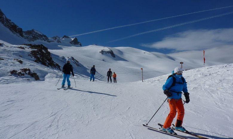 Ski hors piste aux 2 Alpes / La Grave-5
