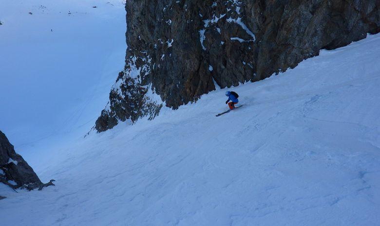 Ski hors piste aux 2 Alpes / La Grave-10