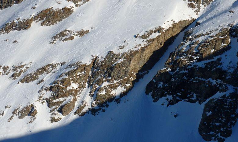 Ski hors piste aux 2 Alpes / La Grave-8